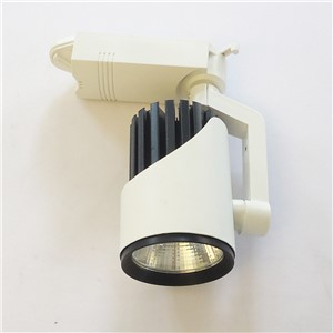 rail spotlight led 20W 85-265V Bridgelux COB spot led sur rail warm / neture / pure white track led rail