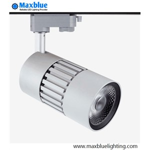 LED Track Light 30W CREE COB Modern Rail Light Lighting Efficiency 110LM/W Higher LED Track Lighting