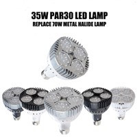 2-PACK 35W LED PAR30 LAMP,Replace 70W Metal halide lamp,LED Spotlight,70W CDMT Equivalence,6 Color Style ,Free Shipping!