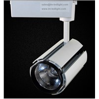 Led track spotlight 30W LED track light 85-265V warm/day/cold 3000K 4000K 6000K spot track lighting