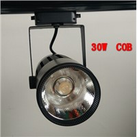 30W COB LED Track light AC 85V-265V integration lights energy savinig lamp for store shopping mall restaurant store Bar