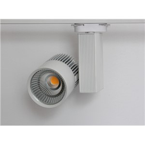 45W white housing 4000-4500K RA80 CREE COB LED Track light