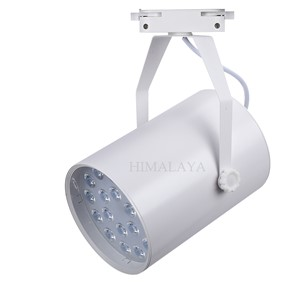 Toika 20pcs/lot 7w LED track light for store/shopping mall lighting lamp Color optional White/black Spot light AC85-265V