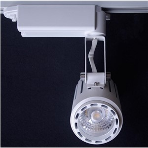 30W COB LED track light LED track spotlights full set track lights high power bright lights Free shipping