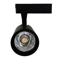 COB LED Track Light AC 220V 10W Led Rail Lamp Spotlights Ceiling Light Lighting Fixture for Shop Store ALI88