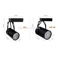 12W high power led track light / stand lamp / commercial lighting / 12*2w led track spotlight