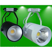 Cob track light 3w5w7w12w20w30w spotlight led track lamp ming mounted spotlights full set