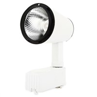 AC 85 - 265V 15W 1350LM COB LED Spotlight Track Lamp Clothing Store