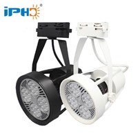 IPHD Led Rail Spotlight 35W Tracking Light AC110-240V Ceiling Track Rail Tracking Lighting Lamp for Mall Exhibition Office Store