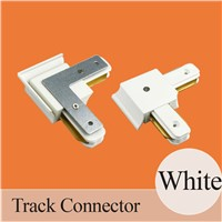 LED Track Lighting Accessories ,tracking roller Connectors,connect the rollers together,Straight and elbow