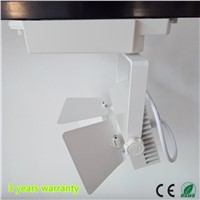 LED track lights Wholesale 20W 30W COB Led Track Light Spot Wall Lamp Spotlight Tracking Led AC85-265V lighting