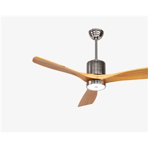 Continental antique ceiling fan light ceiling light minimalism modern fan ceiling with remote control LED lamp door solid wood