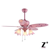 "American Country Style Kid room for children Led lights Ceiling Star Fan 42"" 3 lights lamp Lighting Free shipping"