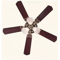 iron fan home lamp Ceiling fan restaurant fan lamp of European modern bedroom living room ceiling fan light
