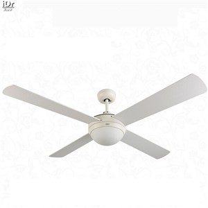 Simple and modern restaurant led study bedroom lamp living room ceiling fan with fan led 52 inch Ceiling Fans  Rmy-0221