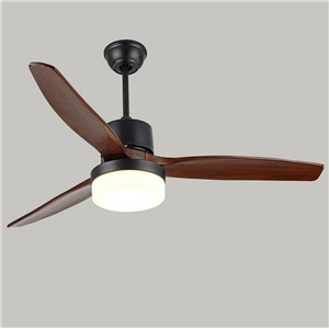 Newest 65W Ceiling Fan With Lights Remote Control 110-240Volt Fan LED Light Bulbs Bedroom Fan Lamp Free Shipping