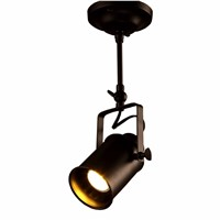 Lamp Mounted Single Head Creative Spotlights Bright Vintage Clothing Store Restaurant Bar Sets Industry Personality Spotlight