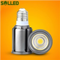 SOLLED NEW COB Light Source LED Bulb Light Source 7W 9W 12W Spot Light with E27 Screw Mouth