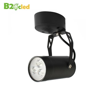 LED ceiling light 3W energy saving LED track lamp COB Light Source for shop lighting Easy installation 2835 spot light lamps