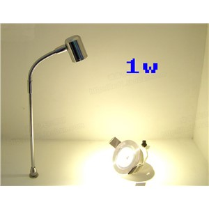 Free Shipping Height 30/40/60mm 1w Led Spotlight Jewelry Counter Use