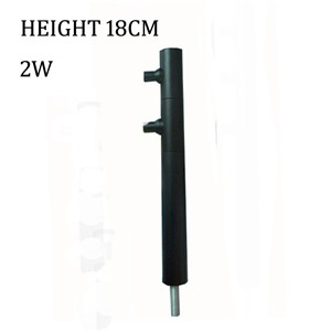 Free Shipping AC85-265V Height 180mm 2W Led Jewelry Lamp For Showcase Stand Style More Sparkle