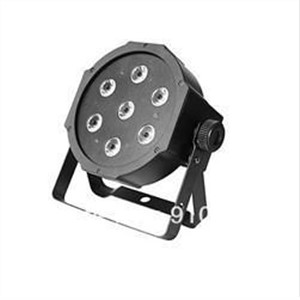 Free Shipping!! Wholesale High Quality New Fashion 7*10W RGBW 4 in 1 Led Par,DMX512 Led Par Light