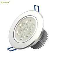CARPRIE 7W LED Ceiling Spotlight Lamp Bulb Light 85-265V Warm White L70130