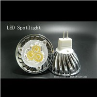 mr16  spotlight 3W LED lamp 12v led bulb ceiling led spot lampada led bathroom light home decoration home lighting