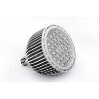Fins shell LENS COVER E40 PAR56 36w 36*1w led par light/led par56 lamp bulb,led spotlights