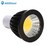 AKDSteel Mini Aluminum Shell LED COB Bulb Energy Saving Down Spot Light Lamp Warm Red White Cylinder Home Eye Protected zk20