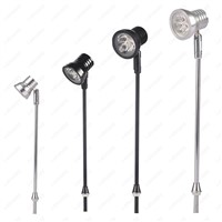 3W LED Picture Spot Light Fixture Table Lamp Pole Lighting Jewelry Shop Bar Showcase Cabinet