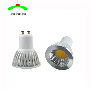 1pcs E27 E14 GU10 MR16 LED COB Spotlight Not-dimmable 6w 9w 12w 15w Spot Light Bulb high power lamp AC /DC 12V or 85-265V