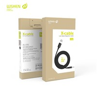WSKEN Lite Metal Magnetic Cable Micro USB Type C Data Cable Magnet Fast Charger Adapter For iphone ipad Xiaomi Huawei Samsung LG