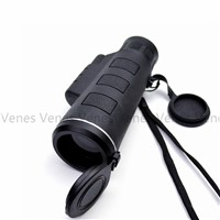 35x50 High-powered Wide-angle Monocular, Night Vision Telescopes, Suit for Camping, Mountaineering, Travel, Backpacking