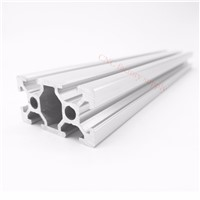 CNC 3D Printer Parts European Standard Anodized Linear Rail Aluminum Profile Extrusion 2040 for DIY 3D printer workbench
