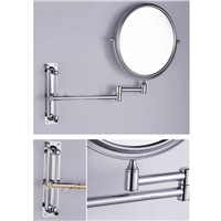 700brass, Bathroom Mirrors, HZJ07, Solid Brass, 8 inch