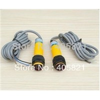 photoelectric switch,E3F-5DY1, AC,2-wire NO,diameter 18mm,Diact type,photo sensor