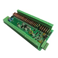 plc programmable controller plc control board EC2N 56MT  high-speed stepper RS232 and RS485 Relay PLC by GX Developer ladder