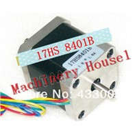 1pc Nema17  stepper motor cnc machine parts 17HS8401B double shaft