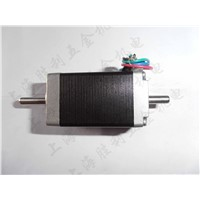 28 double out shaft stepper motor 28 motor 28 stepper motor fuselage 51mm 1200g . cm