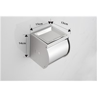 stainless steel toilet paper box roll holder toilet paper holder tissue box Bathroom Accessories