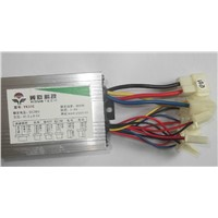 800W   DC 36V    brush motor speed controller, speed control, electric bicycle controller