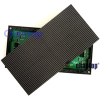 indoor P4 full color RGB LED Advertising display module 64x32 pixels 256*128mm 1/16 Scan drive hub75 port For led Screen