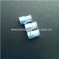 19 teeth HTD3M belt tension gauge roller for pulley wheel for cnc router 15mm width 10pcs a pack
