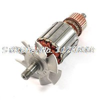 Power Tool 12mm Thread Shaft Electric Motor Rotor for Makita 3601B
