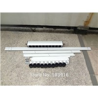1 set of manifold (10 holes) with bracket for solar collector ( tube 58*1800mm), solar water heater