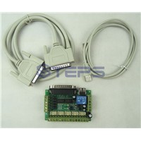 CNC Router 4 Axis Kit,2M542 4 Axis Stepper Motor Driver + 5 Axis breakout board