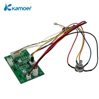 Driver board for KLP04 micro diaphragm water pump & KVP04 mini vacuum pump to adjust flow rate