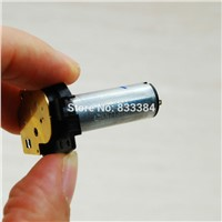 WHOLESALE!! 10PCS 25mm DC Mabuchi motor for zoom digital camera gear motor with gear