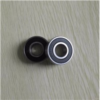 10pcs/lot   6204 - 2RS  rubber sealed deep groove ball bearing 20*47*14 mm